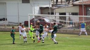 Konyaspor U17 Takımı, 4 hafta sonra ilk puanını aldı