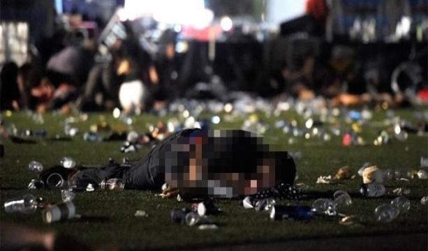 Las Vegas'ta silahlı saldırı: 50 ölü