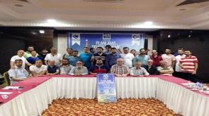 Konya AGD 43. Dönem toplantısı yapıldı #KonyaHaber