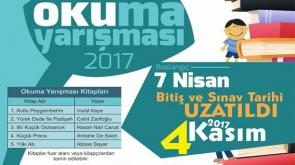 Konya Seydişehir'de kitap okuma yarışması başvuruları 4 Kasım'da sona erecek #KonyaHaber