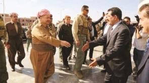 Barzani tahrik ediyor: O ismi ziyaret etti