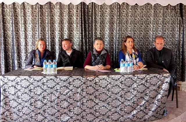 Konya Haber:  Konya Yalıhüyük'te tarımsal kalkınma proje toplantısı yapıldı.