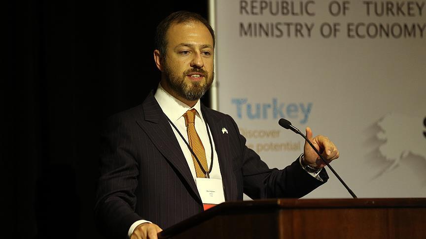 Ekim Alptekin: Hayal ürünü iddiaların tek gayesi Türkiye'ye zarar vermek