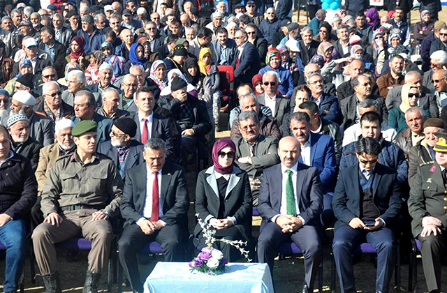 Konya Haber:  Konya Seydişehir'de termal tesislerin temeli atıldı