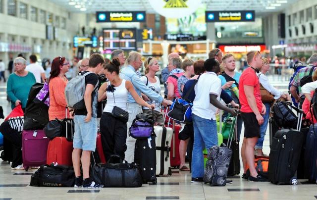 Türkiye'ye 9 Ayda 26 Milyon Turist Geldi