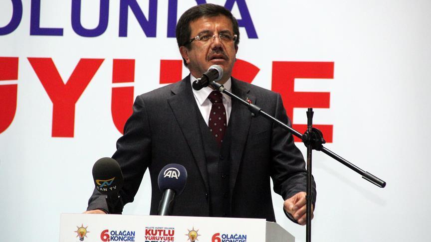 Ekonomi Bakanı Zeybekci: Büyüme rakamları açıklandığında Türkiye dünyada 1 numara olacak