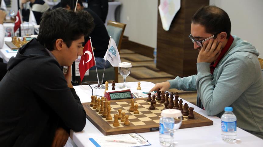 2017 Satranç Şampiyonası'nda 'Türkiye'nin en iyileri' mücadele ediyor