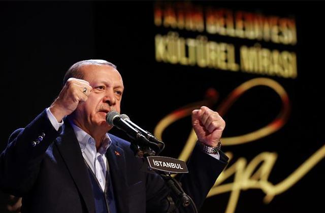Cumhurbaşkanı Erdoğan: Bizim anlayışımızda yatay mimari esastır