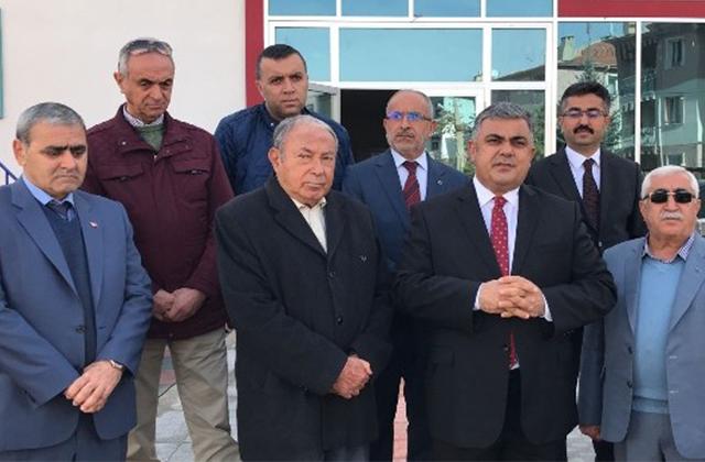Konya Haber:  Konya Ereğli Belediyesi Ali Bülbül Anaokulu açılıyor