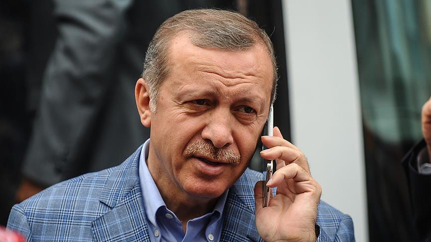 Cumhurbaşkanı Erdoğan, Süleymanoğlu'nun ailesiyle görüştü