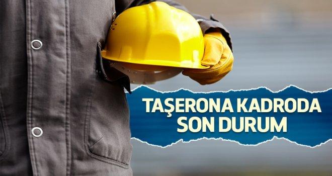 Taşeron işçiye kadro haberlerinde son gelişmeler