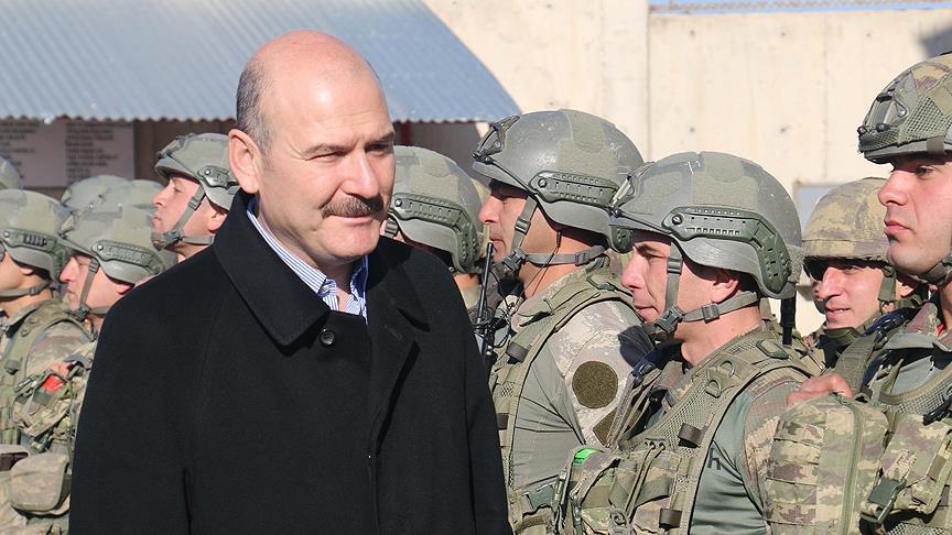İçişleri Bakanı Soylu: Terörle mücadeledeki son 40 yılın en üstün noktasındayız