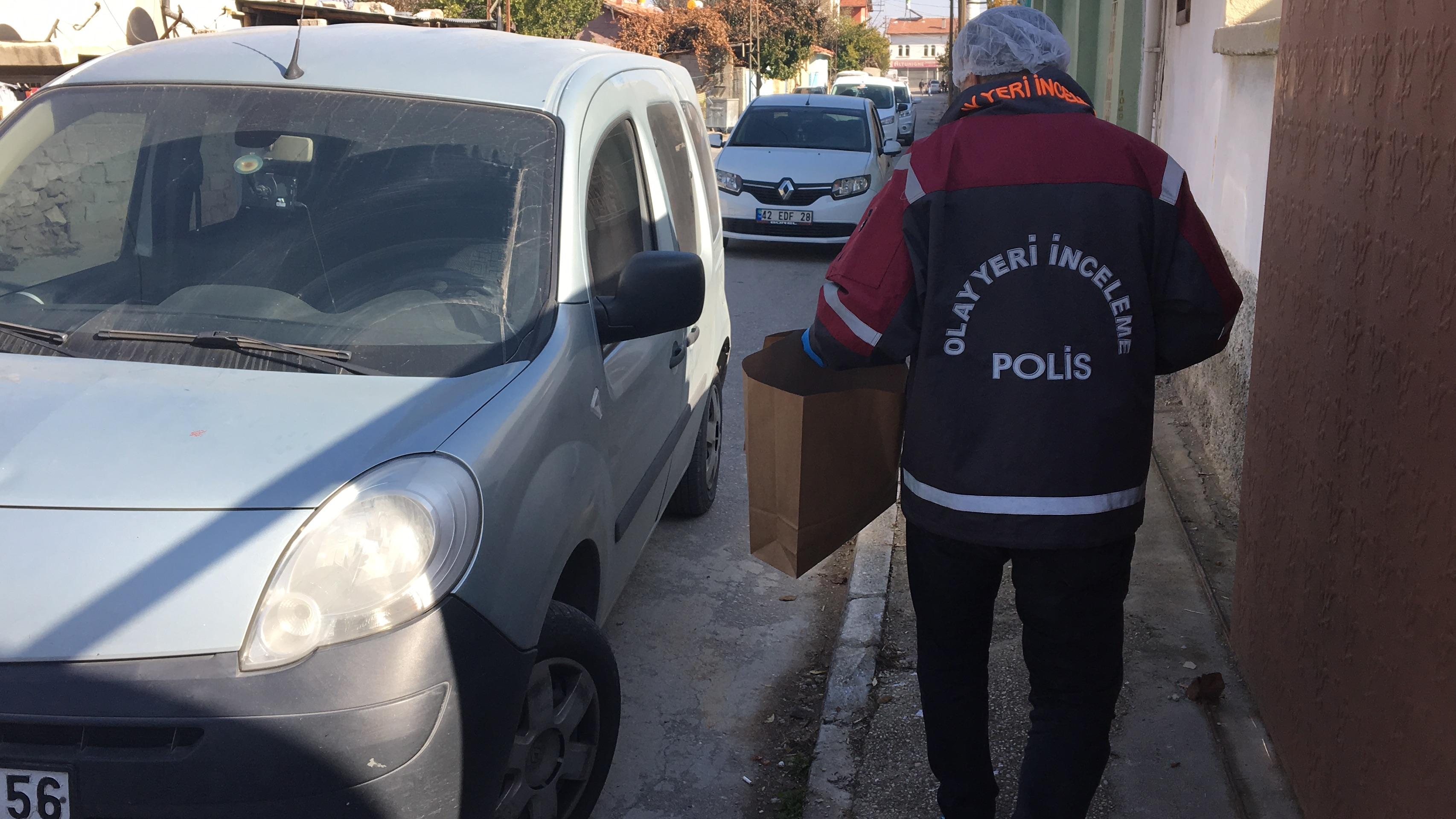 Konya Haber:  Konya'da Suriye uyruklu hamile kadının gasbedildiği iddiası