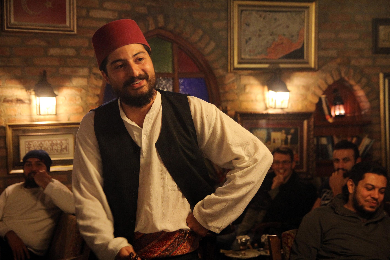 Konya Haber:  Konya'da Müdavimlerini tarihi yolculuğa çıkaran kahvehane