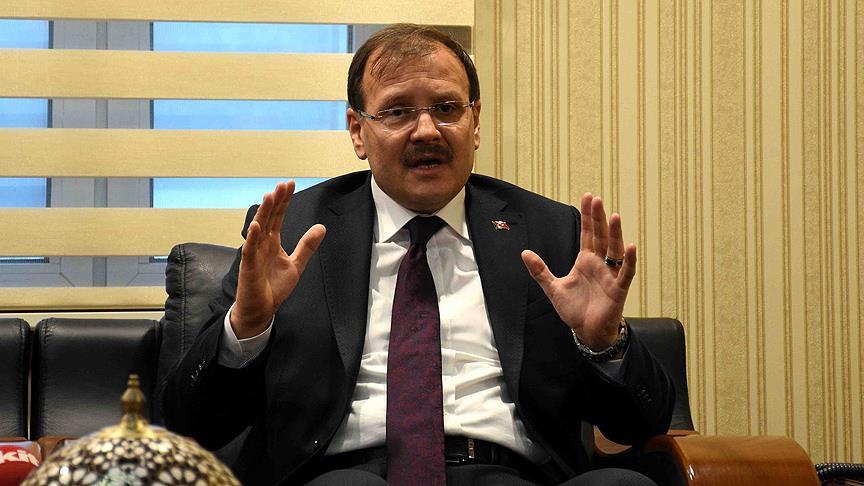 Başbakan Yardımcısı Çavuşoğlu: TİKA vasıtasıyla gelişmeleri yakından takip ediyoruz