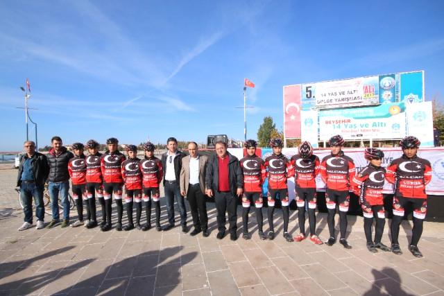 Konya Haber:  Konya Beyşehir'de bisiklet takımı kurulacak