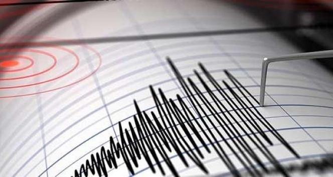 Kırşehir'de deprem