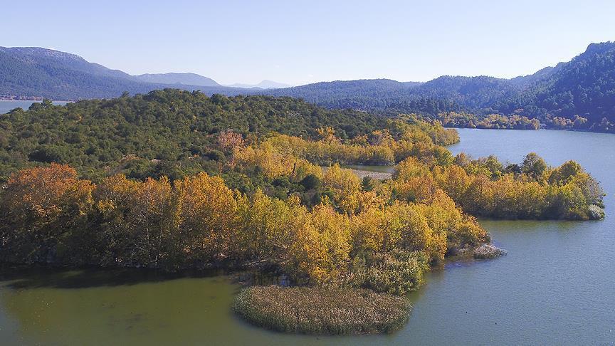 Yerel Haber:  Isparta'da Huzurun adres Kovada Gölü