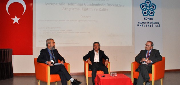 Konya Haber:  Konya'da 11. Aile Hekimliği Araştırma Günleri NEÜ'de gerçekleştirildi