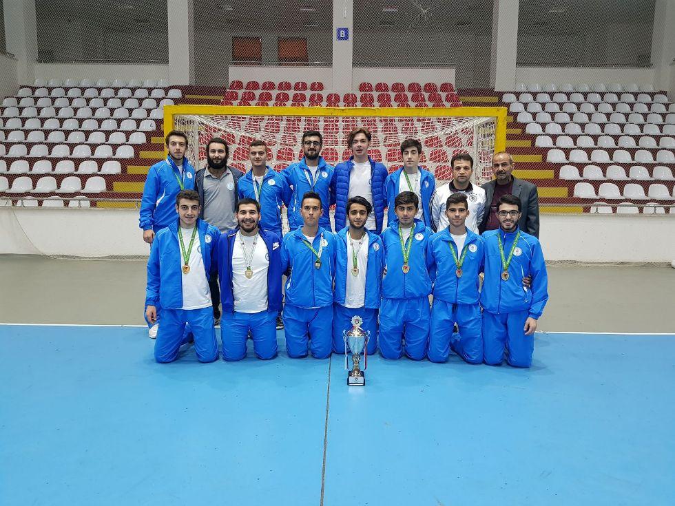 Konya Spor:  Hokeyde Şampiyon Selçuklu Belediyespor