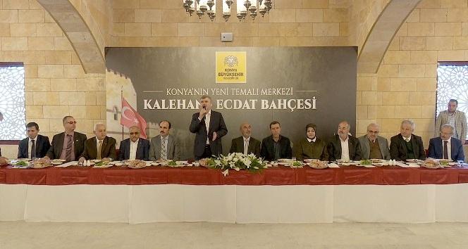 Konya Haber:  Başkan Akyürek; İhlasla, samimiyetle Konya'nın temiz imajına zarar vermeden çalışmalıyız