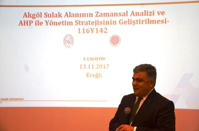 Konya Haber:  Konya Ereğli'de Akgöl Çalıştayı yapıldı