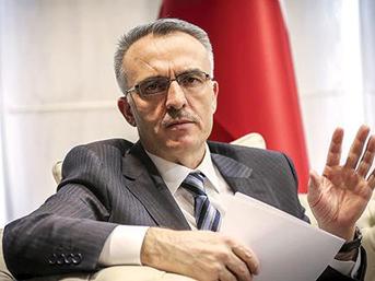 Maliye Bakanı Naci Ağbal'dan taşeron açıklaması