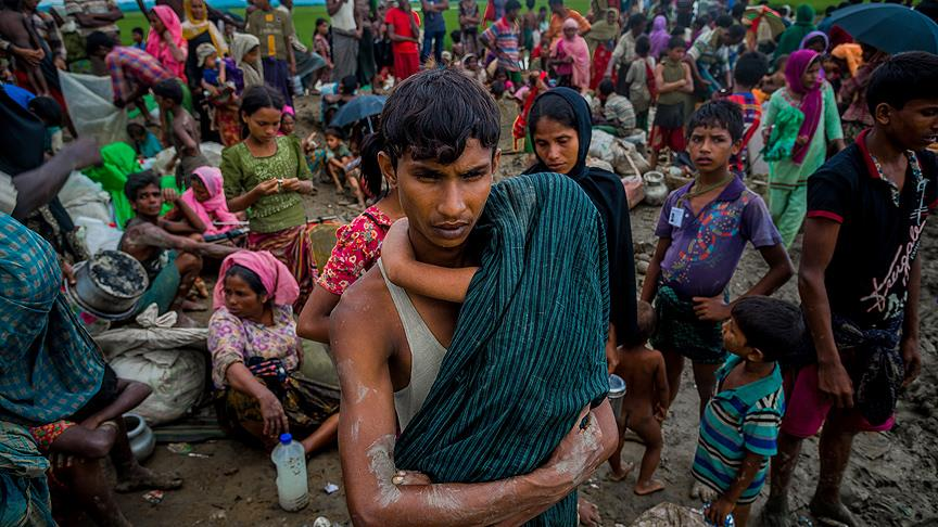 ASEAN Zirvesi'nde Myanmar'a Arakan çağrısı