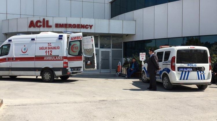 Konya Haber:  Konya'da elektrik akımına kapılan kişi öldü