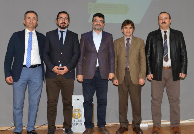 Konya Haber:  Konya Selçuk'ta,Türkiye'de Bilim Akademisi Geleneği anlatıldı
