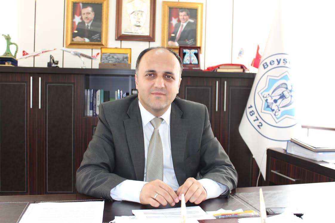 Konya Haber:  Konya Selçuklu Üniversite öğrencilerinden Özaltun'a teşekkür ziyareti