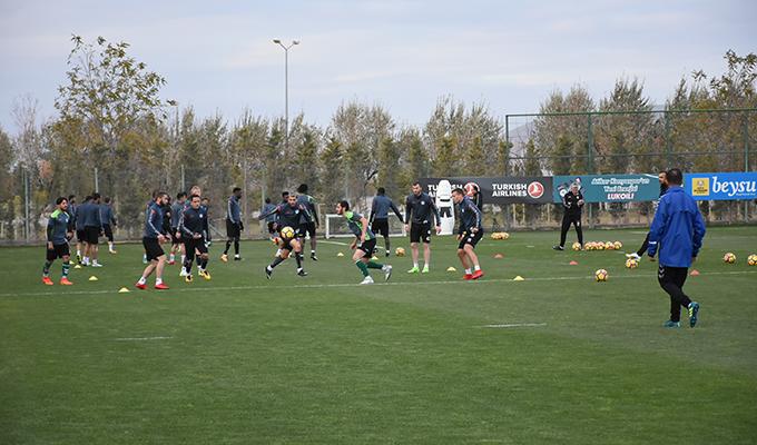 Konya Haber:  Atiker Konyaspor'da Antalyaspor maçı hazırlıkları