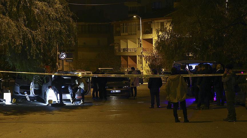 'Dur' ihtarına uymayan sürücü vurularak etkisiz hale getirildi