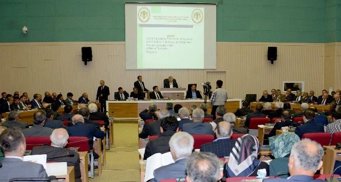Konya Haber:  Konya Kalehan-Ecdat Bahçesi'nin isim sahipleri ödüllerini aldı