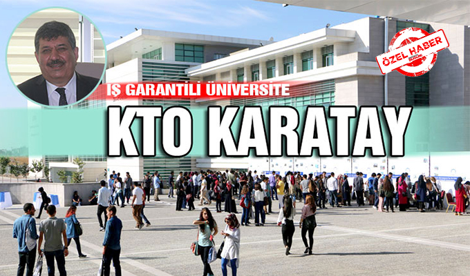 Konya Haber:  İş garantili üniversite #OzelHaber