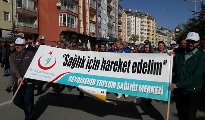 Konya Haber:  Konya Seydişehir'de