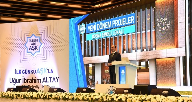 Konya Haber Anadolu'da Bugün:  Başkan Altay, sosyal tesis yatırımlarını anlattı