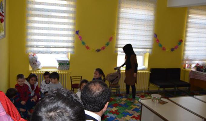 KonyaHaber: Konya Kulu'da yeni özel eğitim sınıfları açıldı
