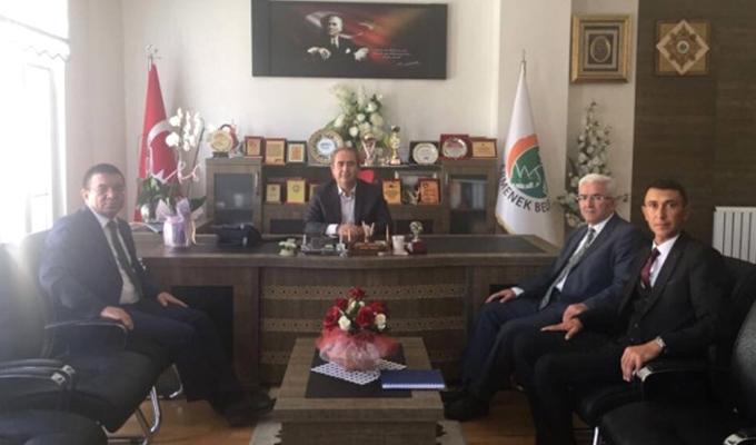 Konya Haber:  Konya MEDAŞ ziyaretlerini sürdürüyor