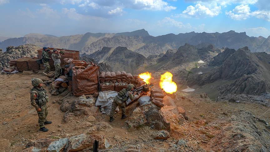 Eli kanlı terör örgütü PKK'ya sonbaharda ağır darbe