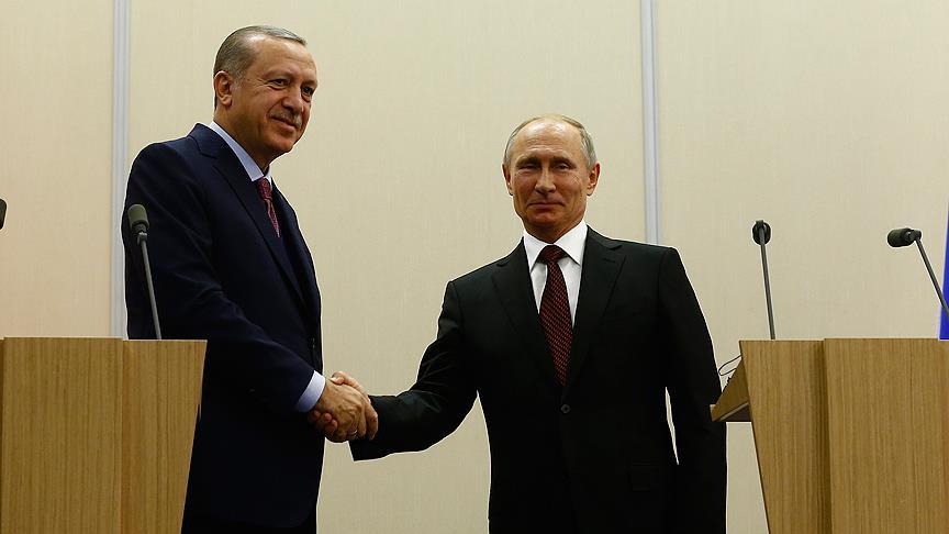 Erdoğan Soçi'de 'Suriye' zirvesine katılacak