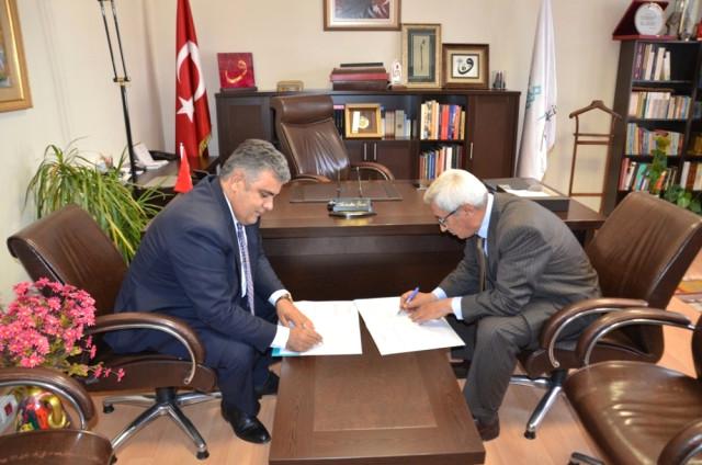 Konya Haber:  Konya Ereğli'de Çocuk Kütüphanesi protokolü imzalandı