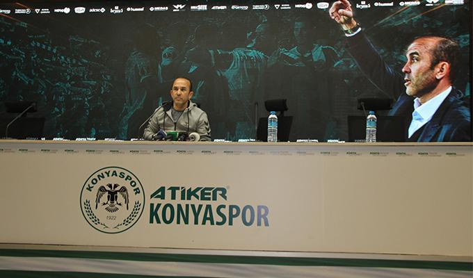 Konya Spor:  Özdilek, UEFA Avrupa Ligi hakkında ne söyledi?