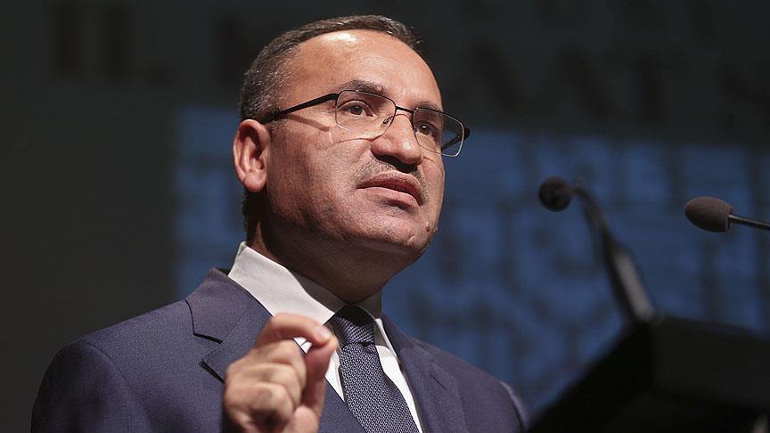 Başbakan Yardımcısı Bozdağ: DEAŞ ile gerçekte ve samimi bir mücadele yapılmıyor