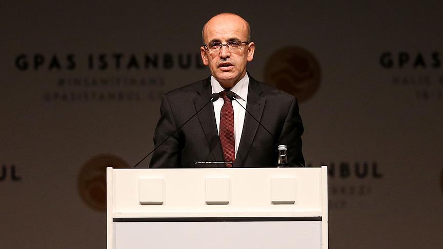 Başbakan Yardımcısı Şimşek'ten katılım bankalarına 'destek sözü'