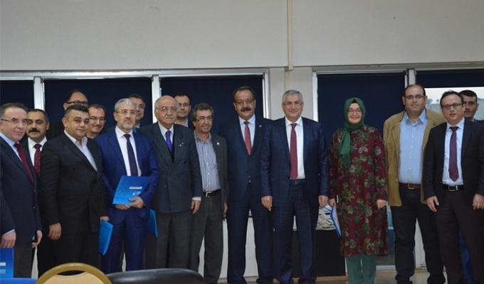 Konya Haber:  Konya SMMMO'da Bilirkişilik Temel Eğitimleri sürüyor