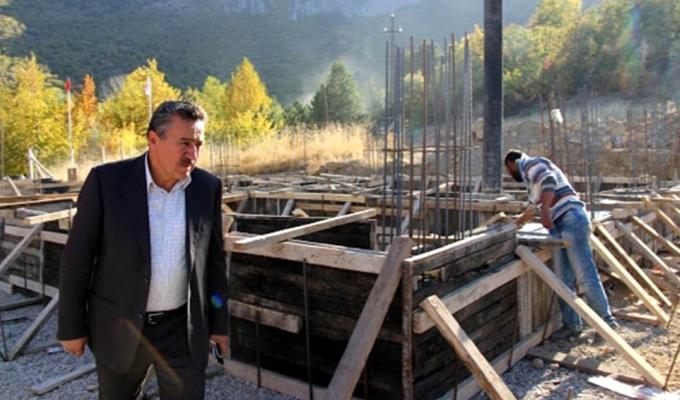 Konya Haber:  Konya Seydişehir'de Kuğulu Park'a mescit