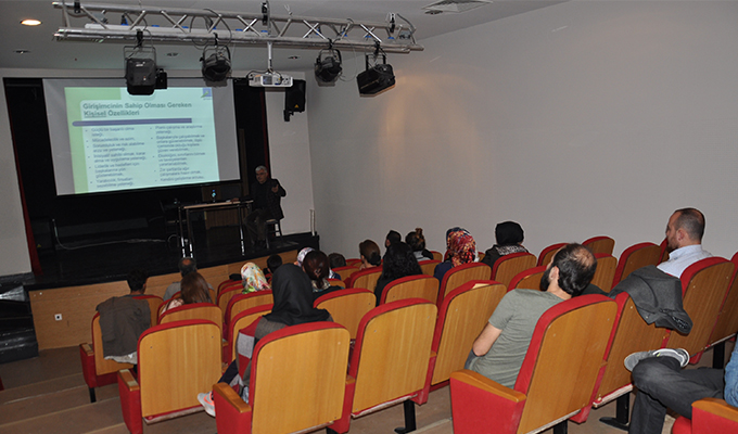 Konya Haber:  Konya Akşehir'de ortak girişimcilik kursu başladı