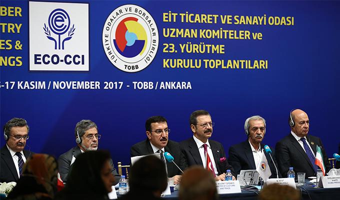 Ekonomi İşbirliği Teşkilatı Ticaret ve Sanayi Odasının 23. Yürütme Kurulu