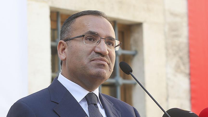 Başbakan Yardımcısı Bozdağ: O eli kırmak hepimizin namus borcu